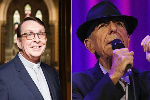 Fr Ray Kelly Remembers Leonard Cohen Westmeath Topic